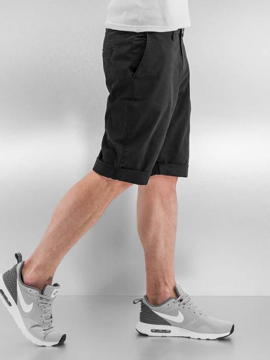 Urban Classics Short Stretch Turnup black
