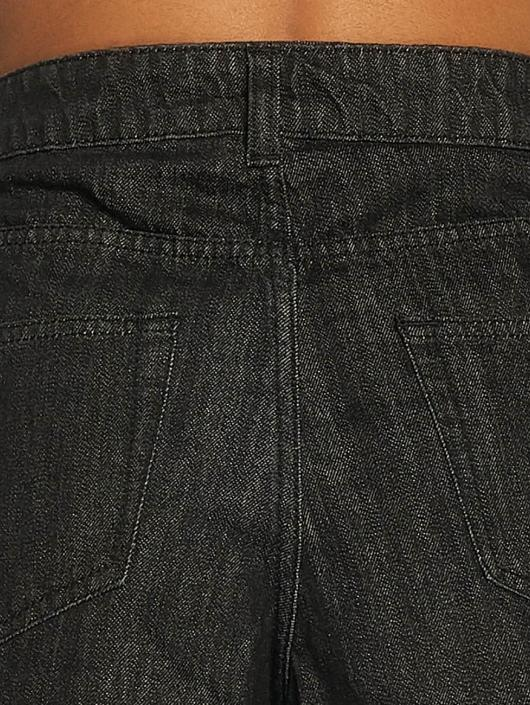 Urban Classics Short Denim black