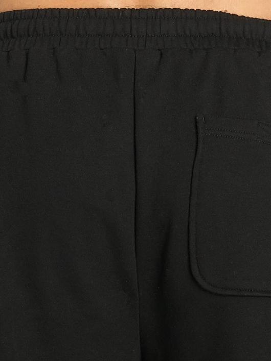 Urban Classics Short Stripe Sweat black