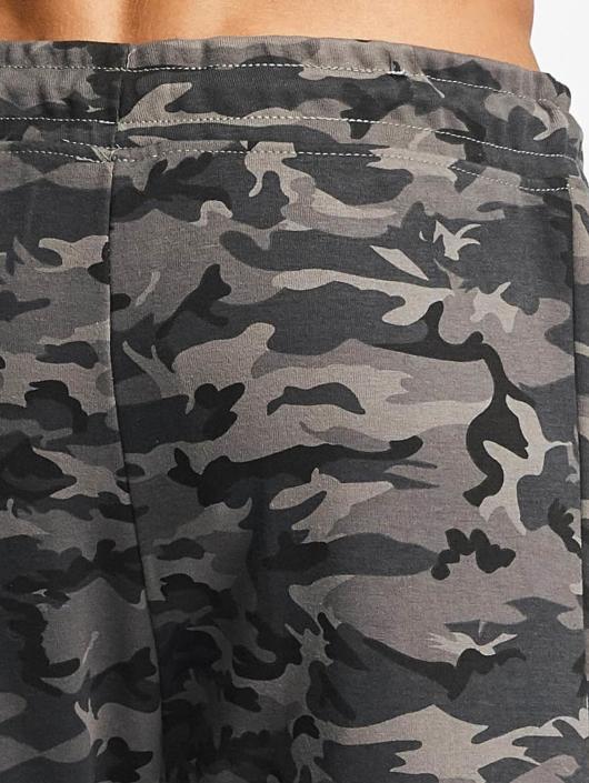 Urban Classics Sweat Pant Interlock Camo camouflage