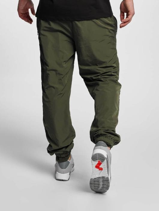 Urban Classics Sweat Pant Nylon Training olive