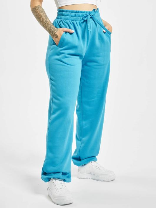 Urban Classics Sweat Pant Loose Fit turquoise