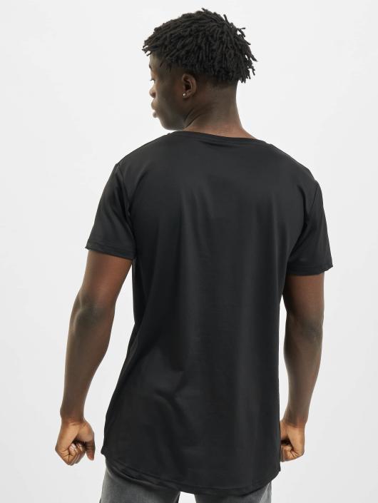 Urban Classics Tall Tees Shaped Neopren Long black