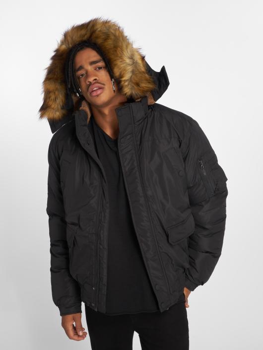Urban Classics Winter Jacket Heavy black