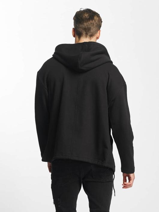 Urban Classics Zip Hoodie Long black