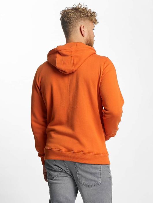 Urban Classics Zip Hoodie Basic orange
