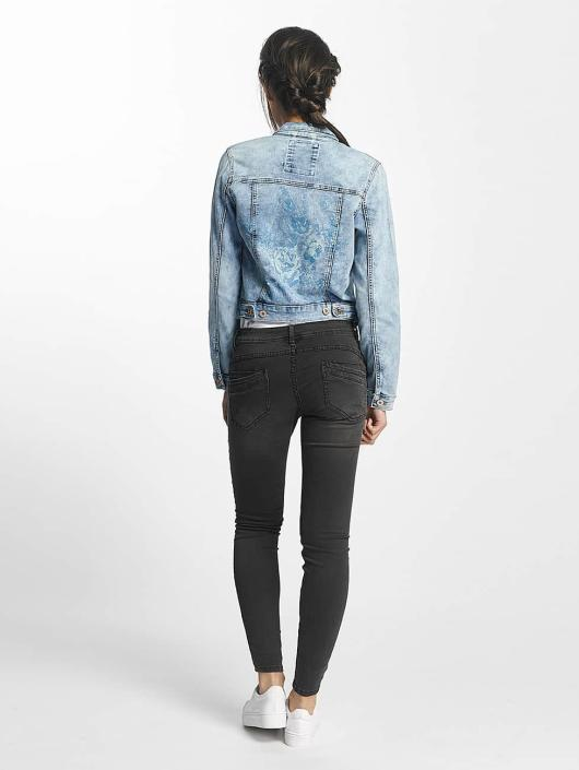 Urban Surface Denim Jacket Stitched blue
