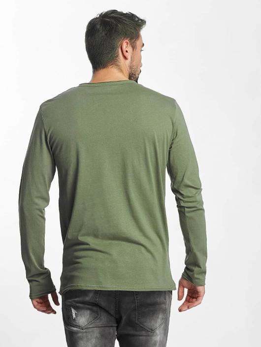 Urban Surface Longsleeve H1597Z20825A olive