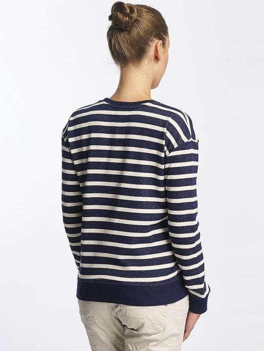 Urban Surface Pullover Striped Patch blue