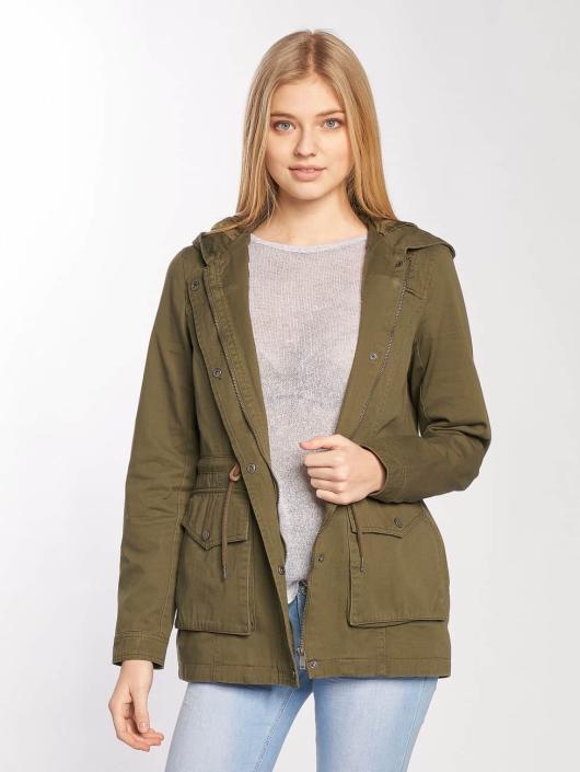 Vero Moda Lightweight Jacket vmSille green