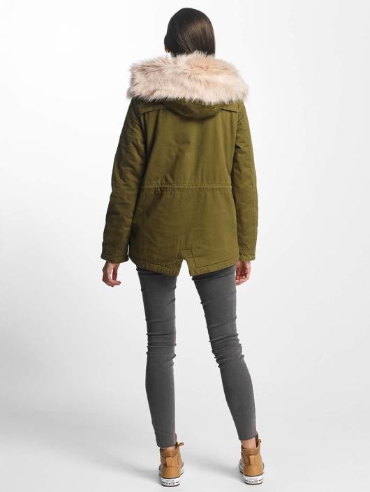 Vero Moda Skinny Jeans vmFive Slim Fit gray