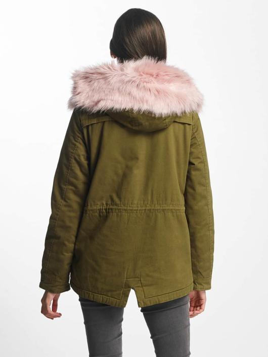 Vero Moda Winter Jacket vmRenia olive