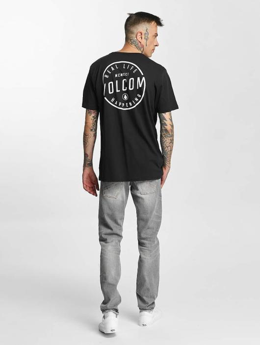 Volcom T-Shirt On Look Basic black