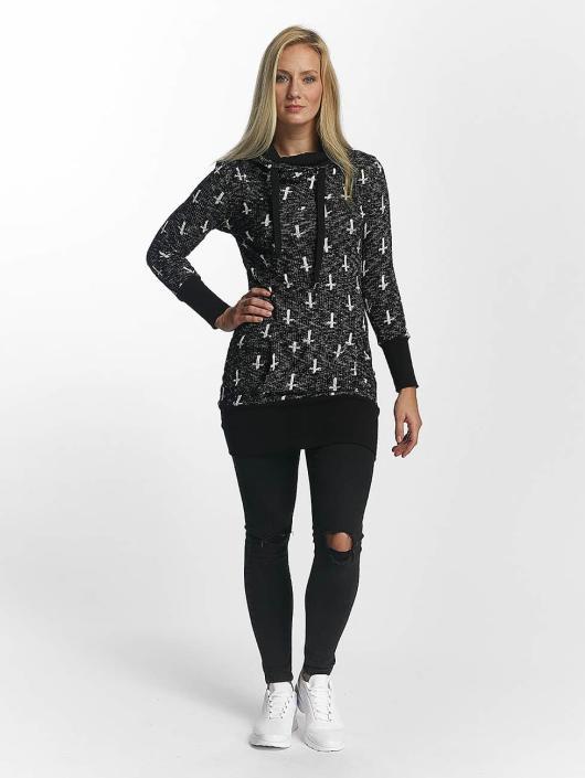 VSCT Clubwear Hoodie Reverse Cross black