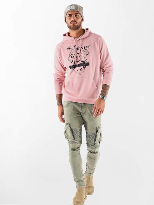VSCT Clubwear Hoodie Clubwear Design Heart Logo red