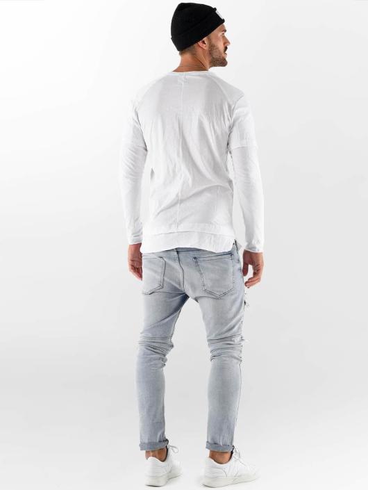 VSCT Clubwear Longsleeve Basic 2 in 1 white