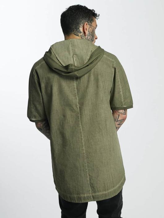 VSCT Clubwear T-Shirt Hooded khaki
