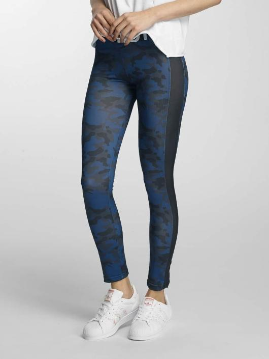 Who Shot Ya? Leggings/Treggings Dat Ass blue