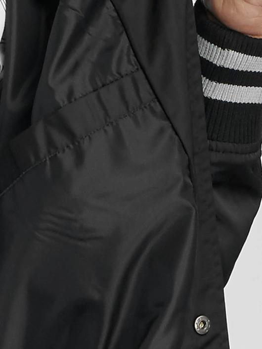 Wrung Division College Jacket Touchdown black