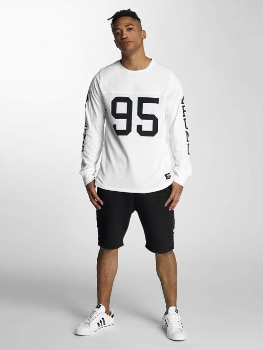 Wrung Division Longsleeve Pro white