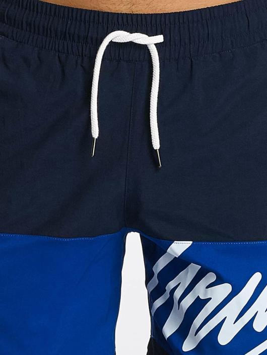 Wrung Division Short Alpha blue