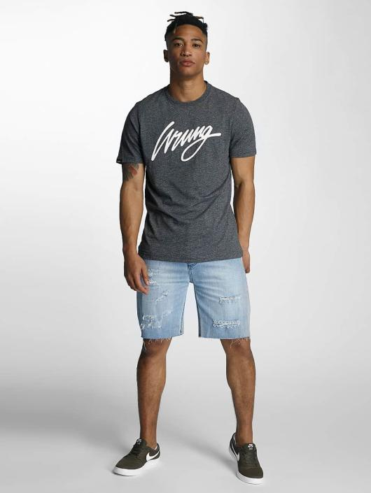 Wrung Division T-Shirt Signature black