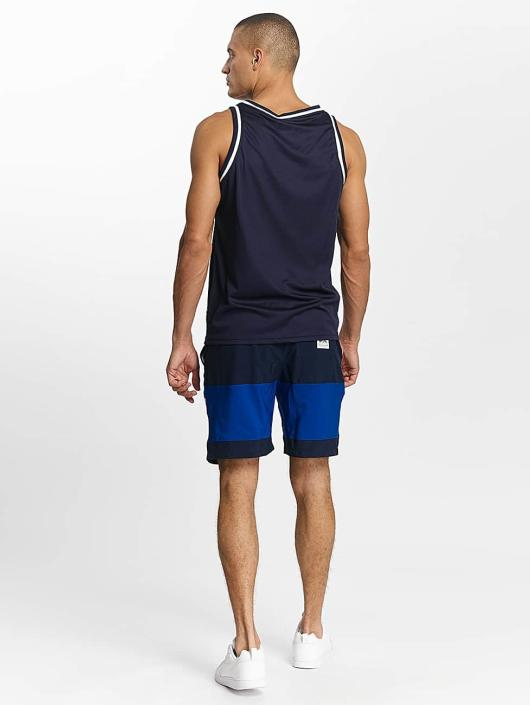 Wrung Division Tank Tops Teamster blue