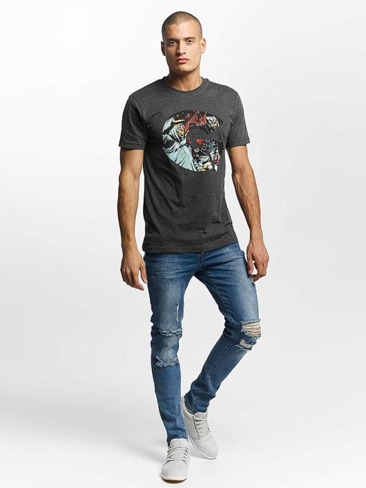 Wu-Tang T-Shirt GZA Art gray