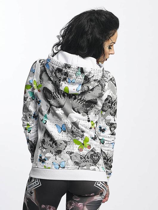 Yakuza Hoodie Butterfly Flex white
