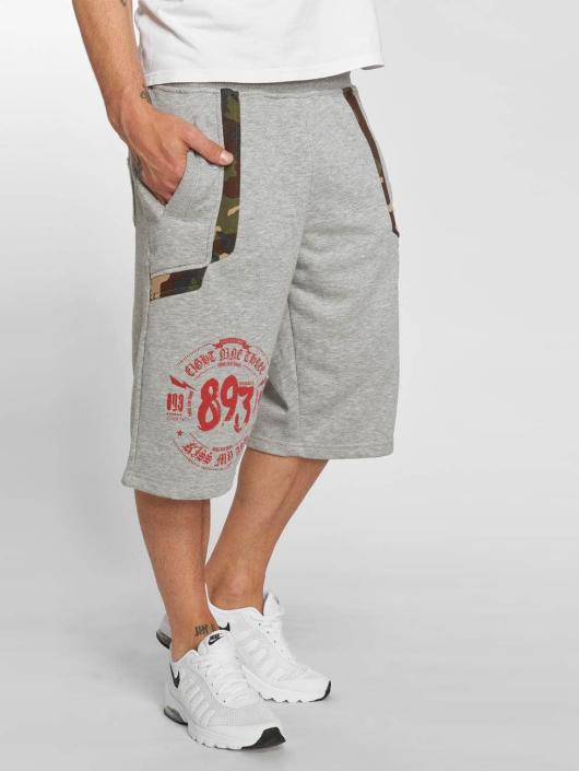 Yakuza Short Urban Sweat gray