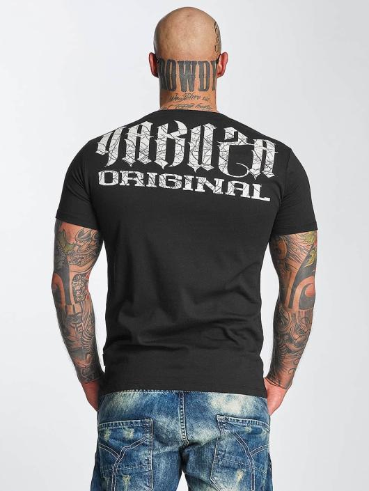 Yakuza T-Shirt Blow It Out black