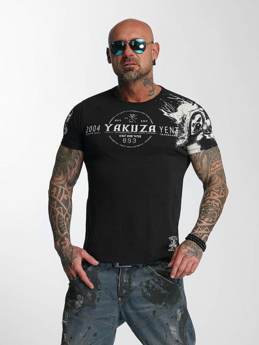 Yakuza T-Shirt Yent black