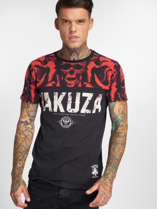 Yakuza T-Shirt SICK n FxCK black