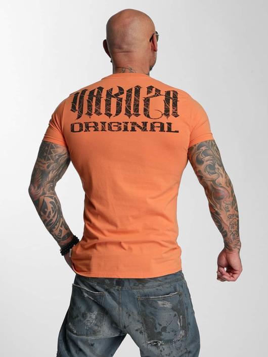 Yakuza T-Shirt Blow It Out orange