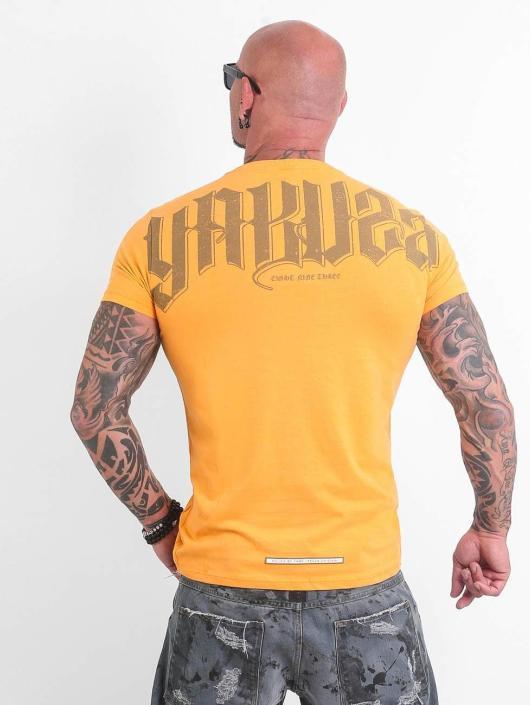 Yakuza T-Shirt Daily Use orange