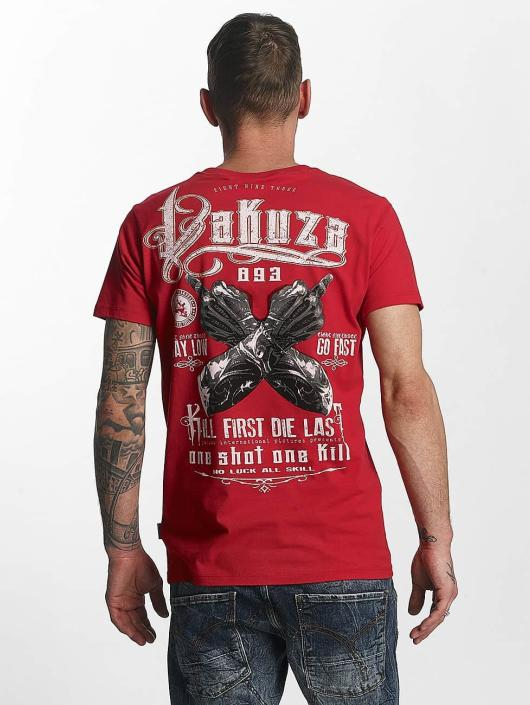 Yakuza T-Shirt One Shot red