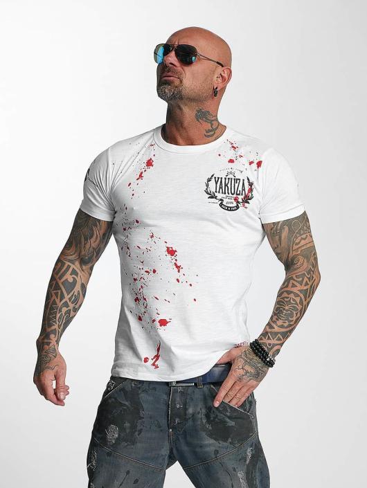 Yakuza T-Shirt Killed By Fame white