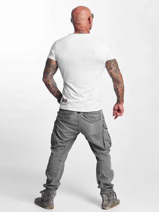 Yakuza T-Shirt Basic white