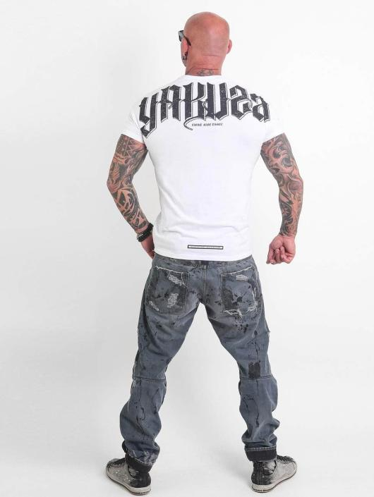 Yakuza T-Shirt Daily Use white