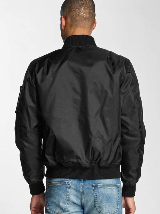 Yezz Bomber jacket Rock black
