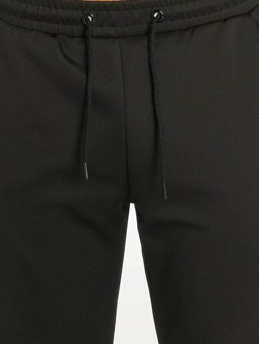 Zayne Paris Suits Two-Tone black
