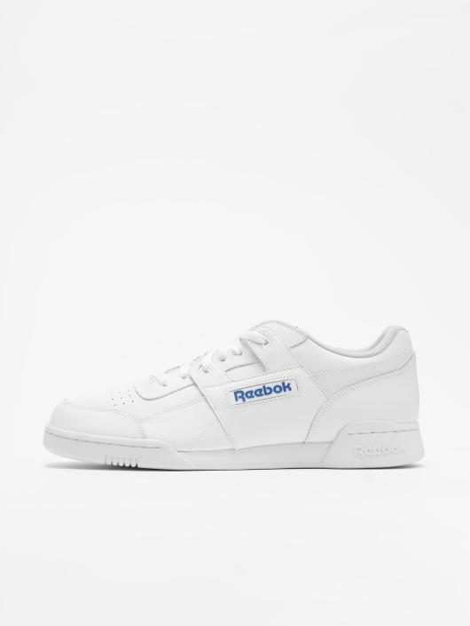 Reebok Sneakers Workout Plus Classics white