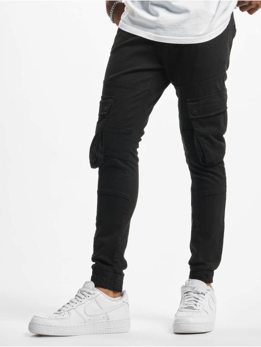 2Y Cargo pants Steven black