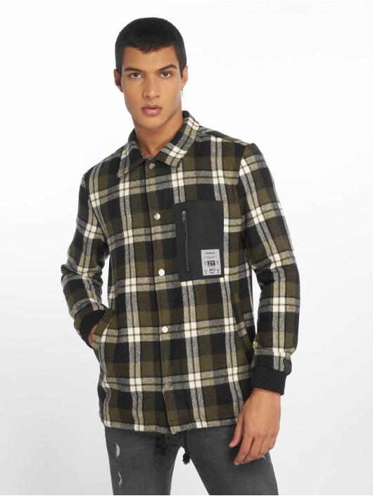 2Y Lightweight Jacket Leo khaki