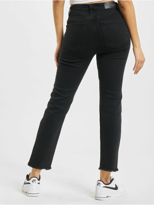 2Y Mom Jeans Tahira black