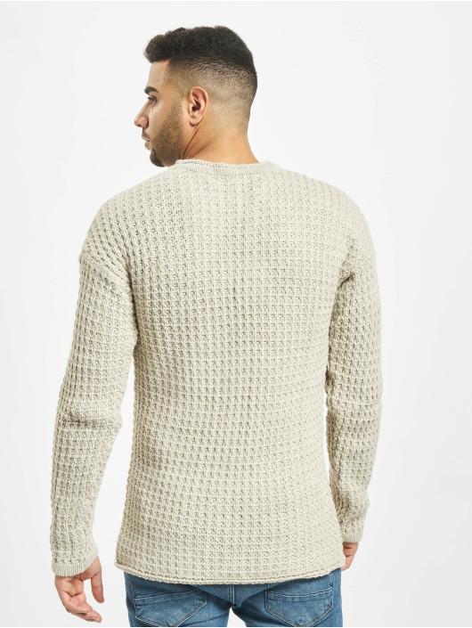 2Y Pullover Twig beige
