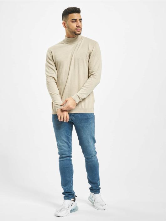 2Y Pullover Herb beige