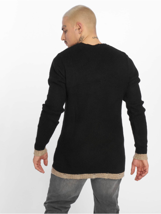 2Y Pullover Harvey black