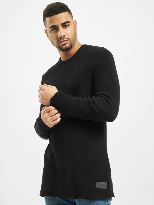 2Y Pullover Moss black