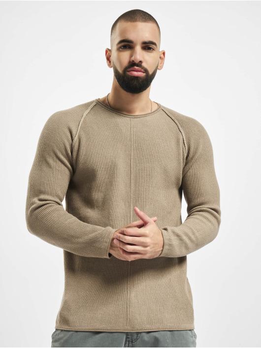 2Y Pullover Kylian brown